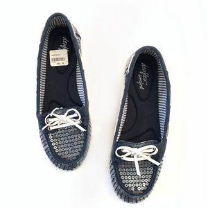 🥳 4/$30 | Dexflex Comfort Blue Boat Shoes